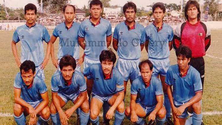 4 Klub Sepakbola yang sudah bangkrut Copyright: © Istimewa