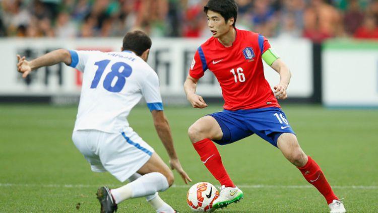 Sung-Yeung Ki (Kapten Timnas Korea Selatan) Copyright: © Getty Images