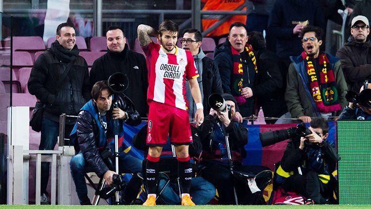 Barcelona menang banyak atas Girona dengan skor 6-1. Copyright: © INDOSPORT