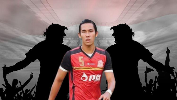 Pemain Indonesia yang bela klub luar yang tak pernah kebobolan, salah satunya klub Ryuji Utomo. Copyright: © INDOSPORT