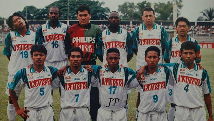 Persebaya juara Liga Indonesia III Copyright: © Kholili Indro