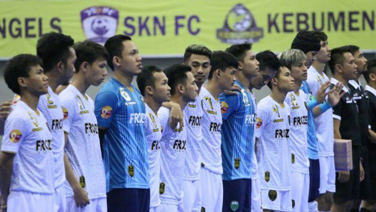Tim Futsal pro Futsal League, Vamos Mataram Copyright: © vamosfutsal.com