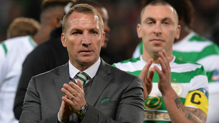Brendan Rodgers Copyright: © Getty Images