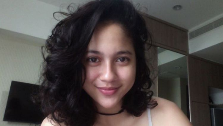 Sitha Dewi Marino, Pebasket Profesional Adik Presenter Putri Marino Copyright: © Instagram/SithaMarino