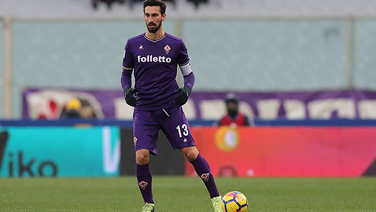 Davide Astori. Copyright: © INDOSPRT