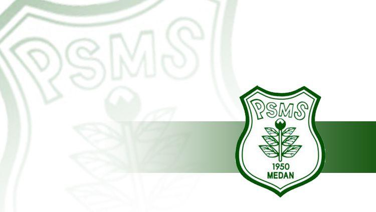 Logo PSMS Medan. Copyright: © INDOSPORT