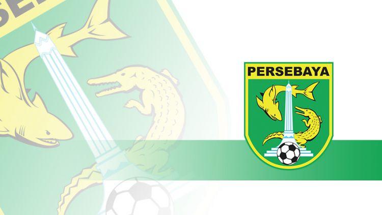 Logo Persebaya. Copyright: © Indosport.com
