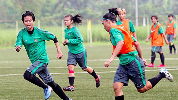 Seleksi Timnas Wanita Indonesia Copyright: © Istimewa