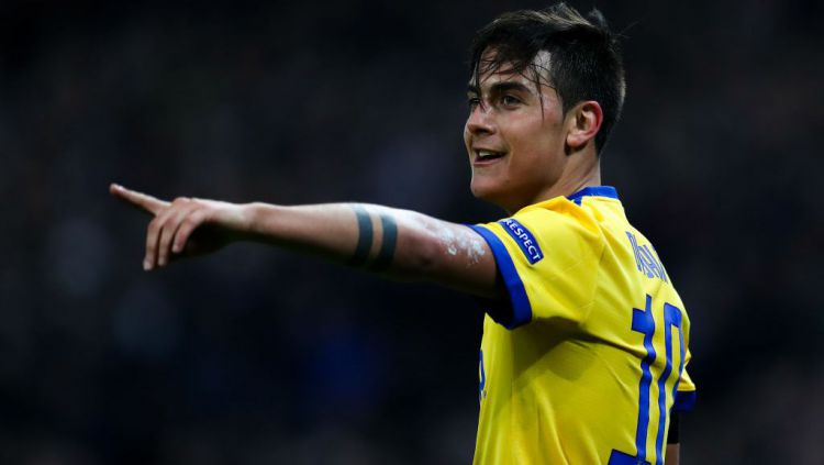 Paulo Dybala. Copyright: © GettyImages