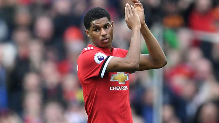 Marcus Rashford. Copyright: © Getty Images