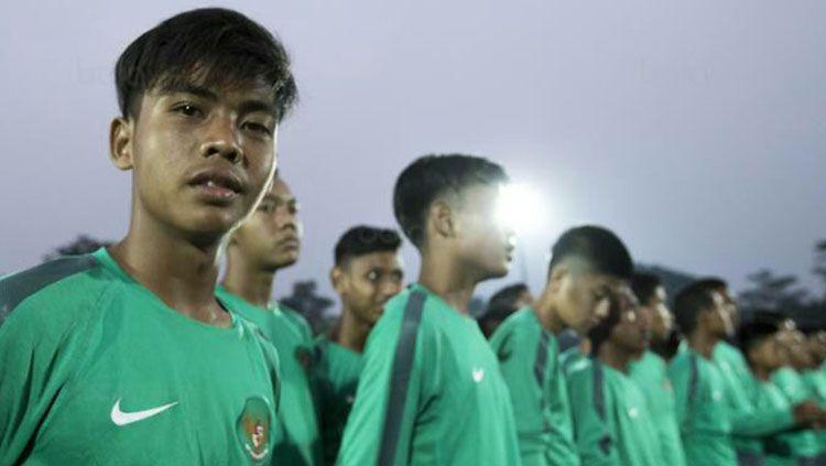 Penggawa Timnas U-16 Copyright: © jurnal34news