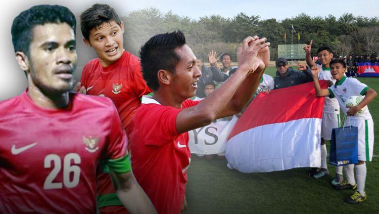 3 Alasan Timnas Copyright: © Indosport.com