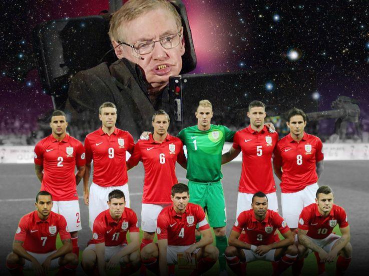 Ketika Ilmuwan yang Tak Percaya Surga Ramal Nasib Inggris di Piala Dunia