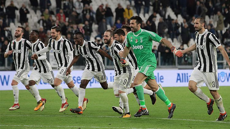 Juventus Copyright: © Getty Images