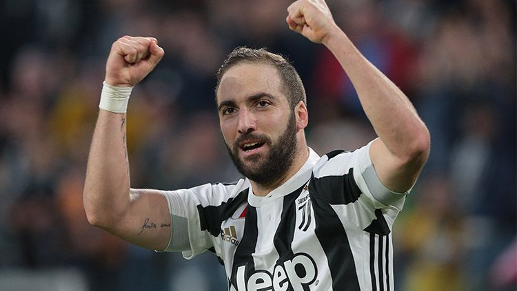 Higuain Copyright: © Getty Images