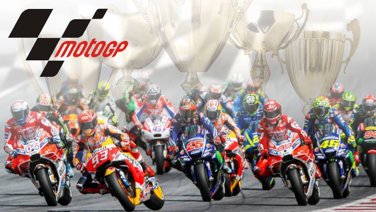 MotoGP. Copyright: © INDOSPORT