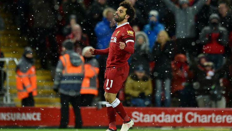 Mohamed Salah Copyright: © Liverpool.com