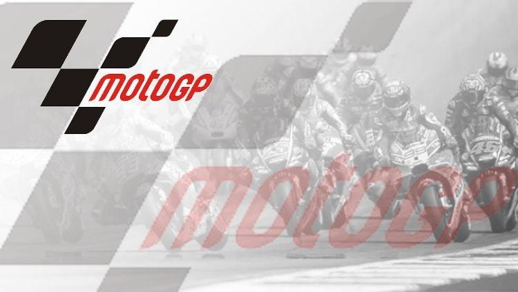 Logo MotoGP. Copyright: © INDOSPORT