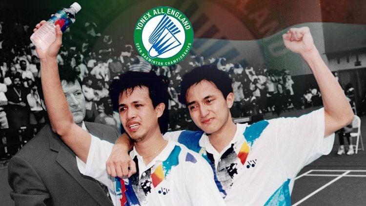 Ricky Subagja/Rexy Mainaky. Copyright: © INDOSPORT