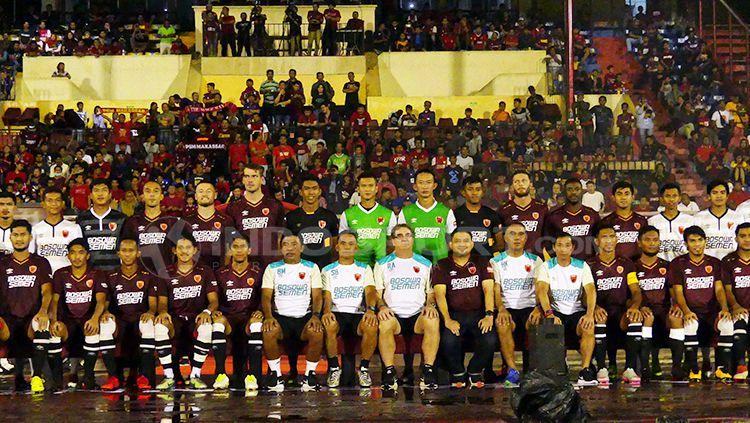 5 Pemain trisula di Liga 1 2018. Copyright: © Indosport.com