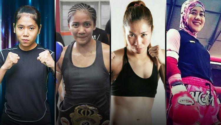 4 Petarung MMA Wanita Indonesia Copyright: © Indosport.com