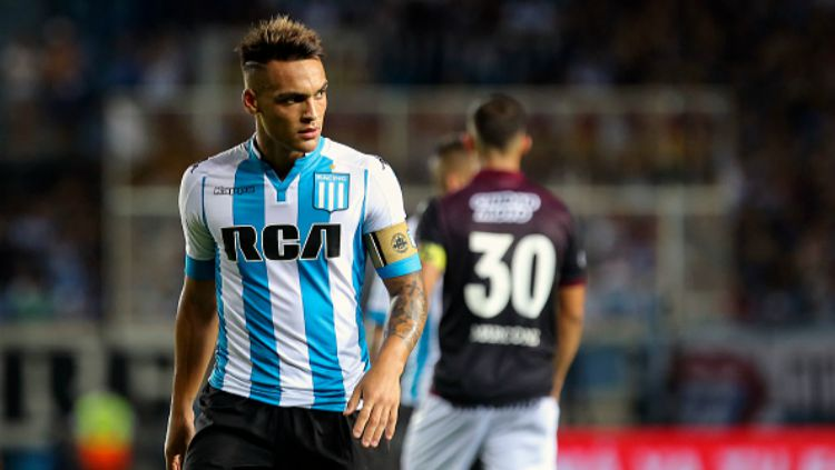 Launtaro Martinez (Racing Club) Copyright: © Getty Images