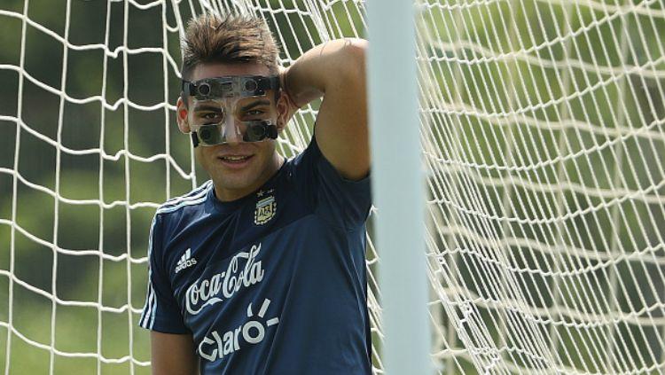 Launtaro Martinez (Argentina) Copyright: © Getty Images