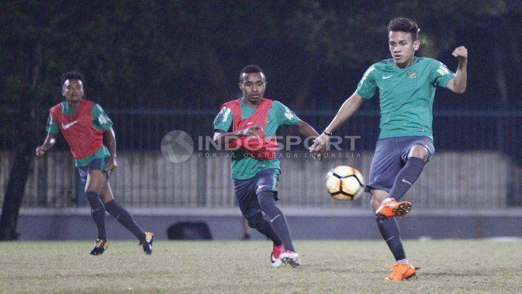 Bima Sakti calon pelatih Timnas U-19. Copyright: © INDOSPORT