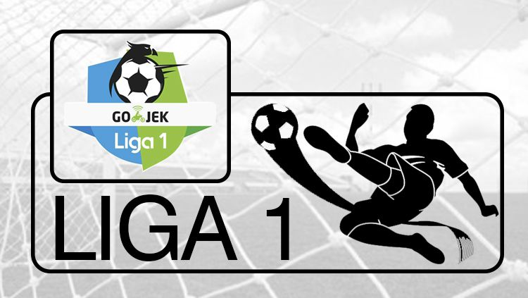 Logo Liga 1. Copyright: © INDOSPORT