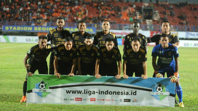 Sriwijaya FC. Copyright: © INDOSPORT/Muhammad Effendi