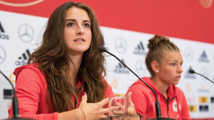 Sara Dabritz (Pemain Bayern Munchen Wanita) Copyright: © Getty Images
