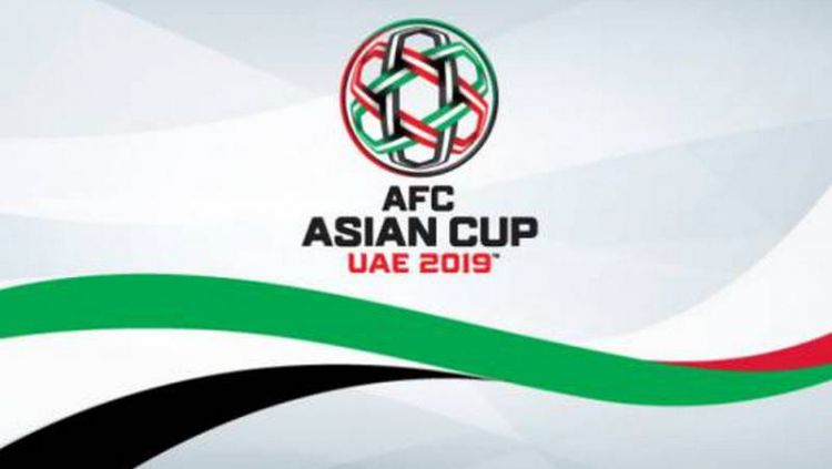 Logo Piala Asia 2019. Copyright: © the-afc.com