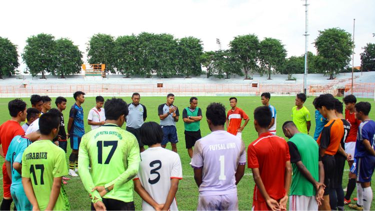 Training Camp Persebaya U-19. Copyright: © Persebaya