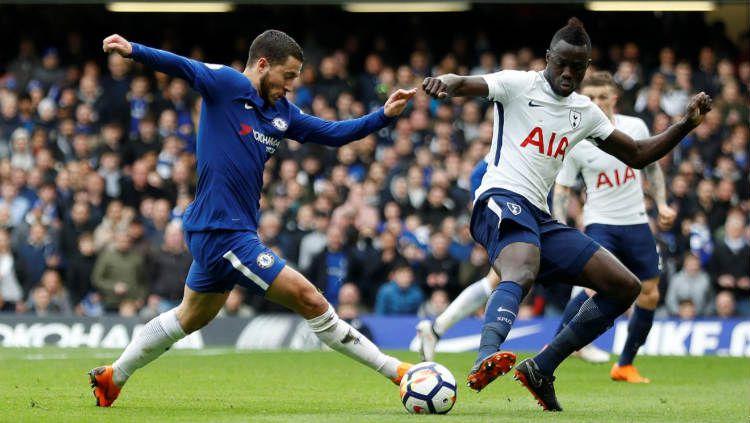 Chelsea vs Tottenham. Copyright: © Premier League