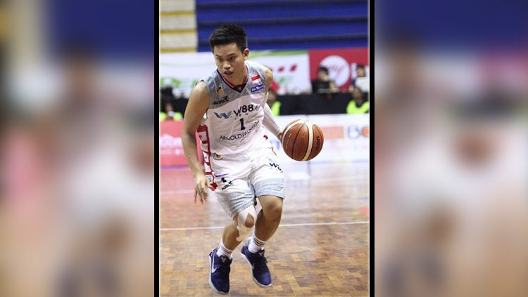 Andakara Prastawa, point guard Stapac Jakarta. Copyright: © Instagram Andakara Prastawa
