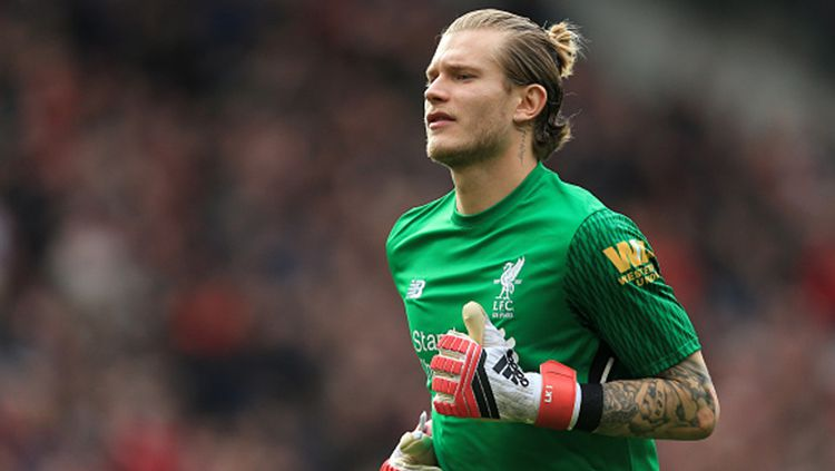 Loris Karius. Copyright: © Getty Images