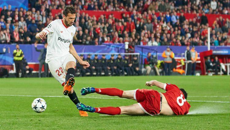 Sevilla vs Bayern Munchen. Copyright: © Getty Images