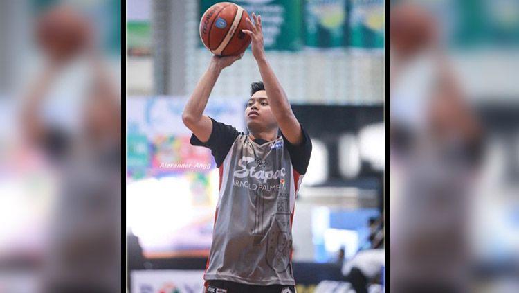 Andakara Prastawa Dhayaksa, pemain megabintang Stapac Jakarta. Copyright: © Instagram Prastawa
