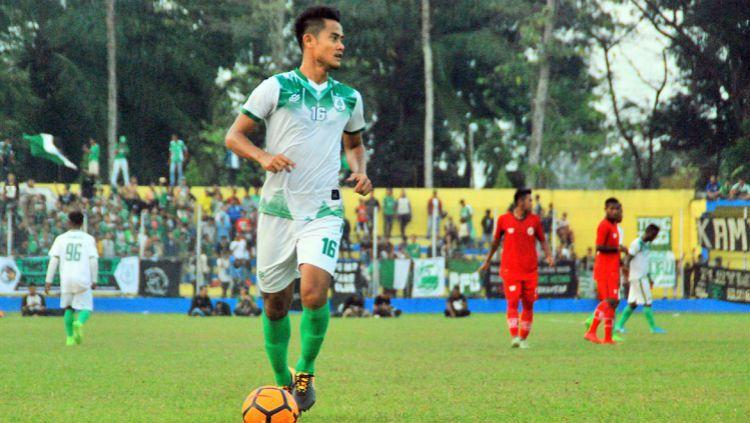 Bek PSMS Medan, Muhammad Roby. Copyright: © goal.com