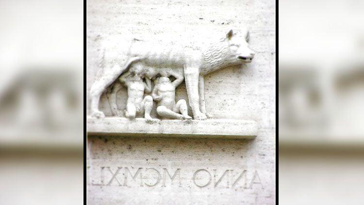 Logo AS Roma. Copyright: © tOrange.Biz