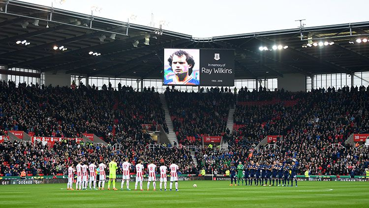 Stoke City vs Tottenham Copyright: © Twitter