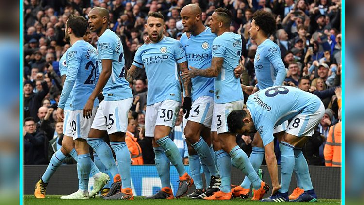 Manchester City. Copyright: © Getty Image