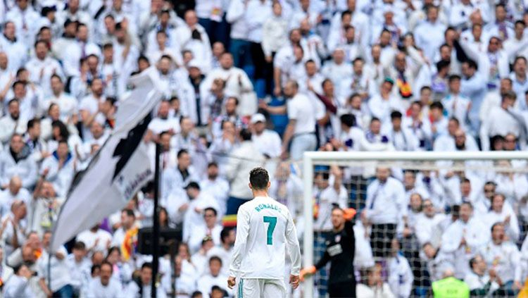 Cristiano Ronaldo. Copyright: © INDOSPORT