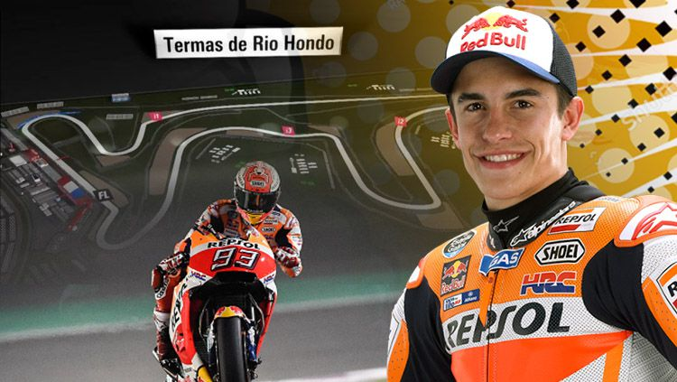 Marc Marquez. Copyright: © INDOSPORT