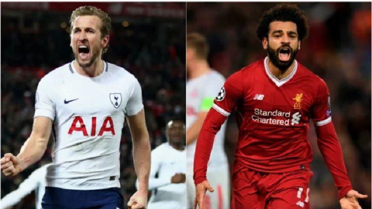 Top Skor Liga Inggris Hari Ini: Harry Kane Gagal Jauhi Mohamed Salah. Copyright: © sport360.com