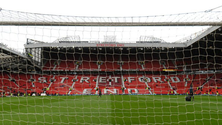 Old Trafford, markas Manchester United. Copyright: © Getty Images