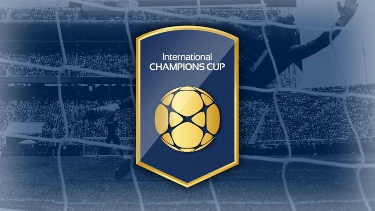 Logo International Champions Cup Copyright: © Internet.