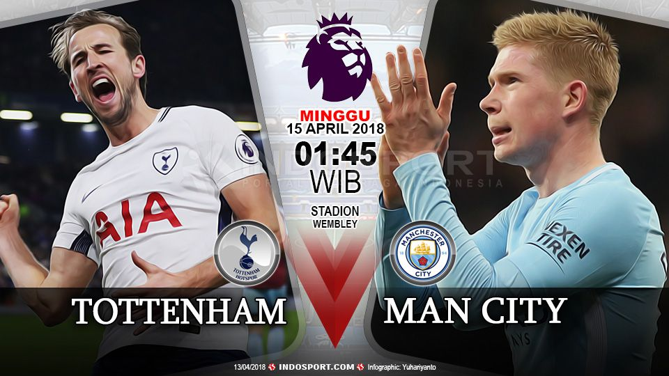 Tottenham - Man City