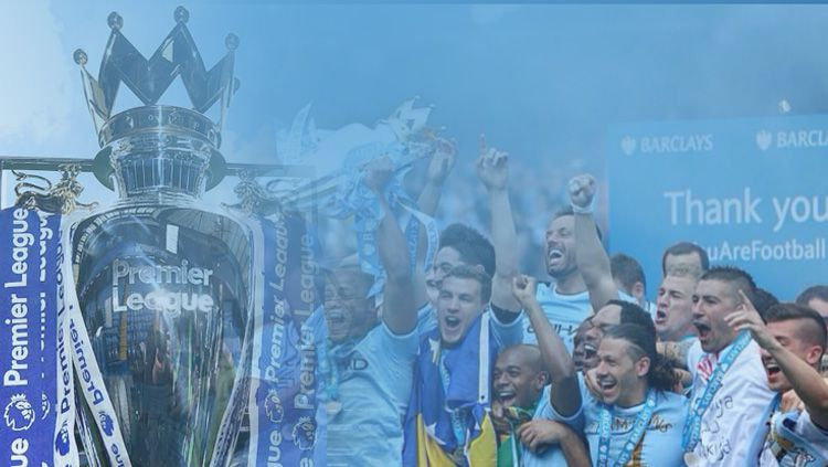 Manchester City. Copyright: © INDOSPORT