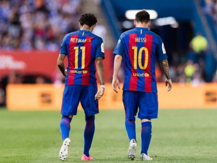 Skenario Besar Reuni Neymar dengan Lionel Messi